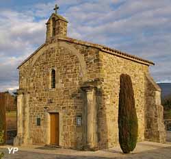 Chapelle Sainte-Baudile (Mairie d'Upie)