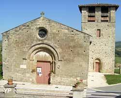 Église Saint-Sever (Mairie de Miribel)