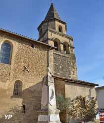 Église de Mours-Saint-Eusèbe (PAH)