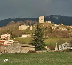 Site féodal (Valence Romans Tourisme)