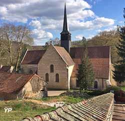 Église Notre-Dame des Trois Vallées (P. Guy)