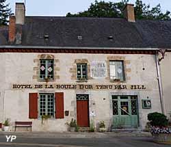 Hôtel de la Boule d'Or (Jill Culiner)