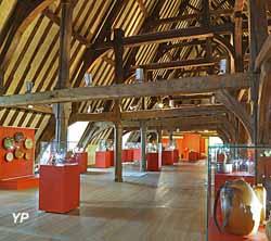 3e étage Expo trésors céramiques