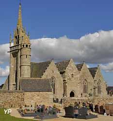 Église Notre-Dame de Trédrez (Mairie de Trédrez-Locquémeau)