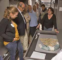 Visite du Cerco (coll Museon-Arlaten / Lionel Roux)