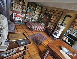 Chambre de Jacques Copeau
