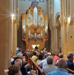 Église du Sacré-Coeur (Amis de l'Orgue de Charolles)