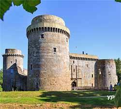 Château-fort de la Hunaudaye (Cédric Bossard)