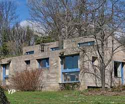 Maison du chapelain (Le Corbusier) (G. Vieille/AONDH, 2019)
