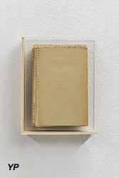 Exposition 2019 Plus que des mots des oeuvres (Enric Farrès Duran)