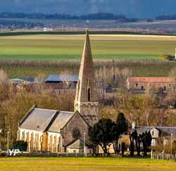 Vieille Église de Fleury (Jangui Le Carpentier)