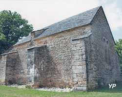 Chapelle de Saint-Rémy (ASHA Association Salavre d'Hier et d'Aujourd'hui)