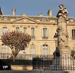 Fondation Dosne - bibliothèque Thiers - Institut de France (Bibliothèque Thiers)