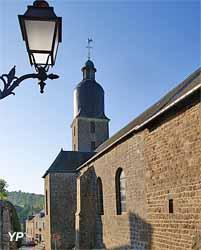 Église Saint-Ouen (Office de Tourisme du Pays de Putanges)