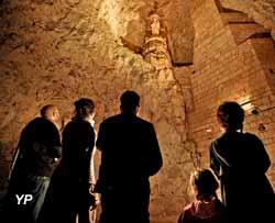 Cité Souterraine - grottes de Naours (Jérôme Halâtre)