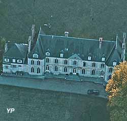 château de Monsures (H. d'Hautefeuille)