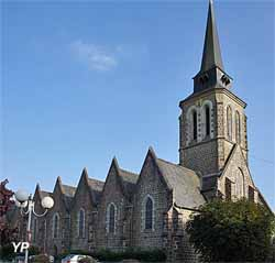 Église de l'Immaculée Conception (Mémoire & Patrimoine)