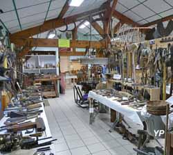 Exposition Les Outils d'Autrefois (M. Chapotte)