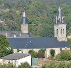 Église Saint-Pierre (Office de Tourisme du Pays de Putanges)