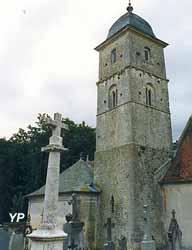Église de Ri (Office de Tourisme du Pays de Putanges)