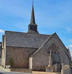Chapelle Notre-Dame du Tertre (Mairie de Châtelaudren-Plouagat)