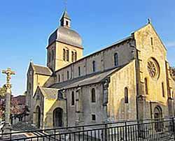 Ancienne abbaye bénédictine (Association du Musée de la Terre de Gorze)