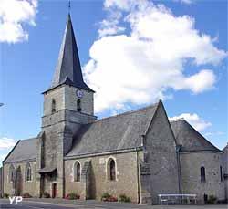 Église Saint-Martin (Mairie Lignières-de-Touraine)