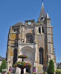 Église Saint-Paul Saint-Pierre (Association Au Choeur du Neubourg)