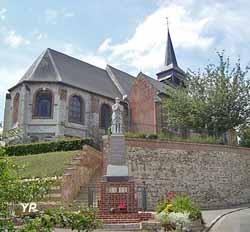 Église Saint-Martin (Mairie de Mons-Boubert)