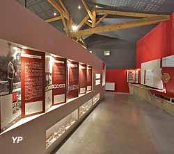 Espace d'Interprétation du gallo-romain