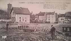 3 siècles de flottage de bois (Mairie d'Anglure)