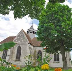 Église Saint-Luc (Musée de l'Ancienne Malterie de Champagne)