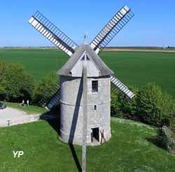 Moulin à vent de Frouville-Pensier (Jean-Paul Dupond)