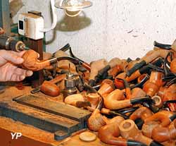Fabrique de pipes (OT Cogolin)