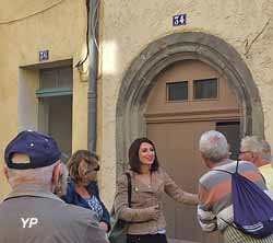 Balade contée du vieux village (OT Cogolin)
