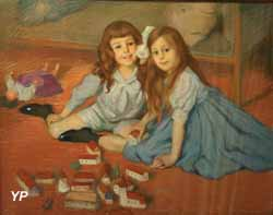 Les enfants Luv (Victor Prouvé, 1910)