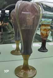 Vase Flambe d'eau (Émile Gallé, 1900)
