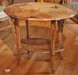 Table Fougères (Émile Gallé)