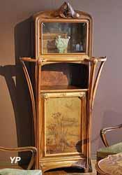 Meuble vitrine (Camille Gauthier et Auguste Poinsignon)