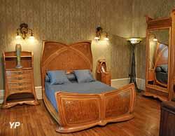 Chambre à coucher (Louis Majorelle)