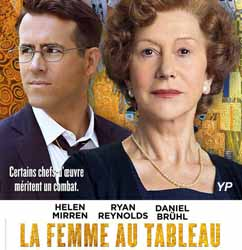 La femme au tableau (The Weinstein Company)