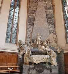 Mausolée du maréchal de Saxe