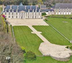 Château de Catuélan et son parc (Hélène de Catuélan)