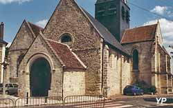 Église de la Sainte-Trinité (Association Les Amis du château d'Hénonville)