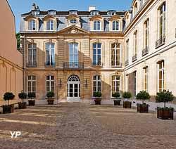 Hôtel d'Avaray - résidence de l'ambassadeur des Pays-Bas (DR)