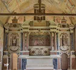 Église du Vieux Bourg (H. Neveu-Dérotrie - Loire Atlantique)