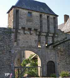 Château et jardin de la Guyonnière