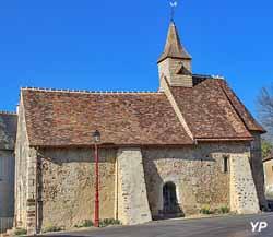 Chapelle Saint-Fraimbault (Mairie de Saint-Georges-de-la-Couée)