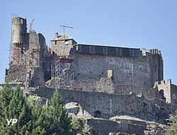 Château fort de Ventadour