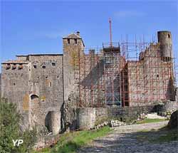 Château fort de Ventadour (Association de sauvegarde et de mise en valeur du château fort de Ventadour)